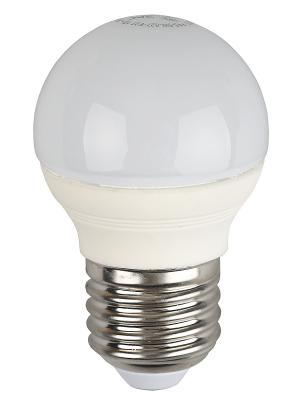 Лампа светодиодная  ЭРА LED smd P45-5w-827-E27.. Цвет: белый