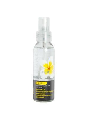 Natural Минеральный Био-дезодорант для тела Франжипани, 100 мл. Markell. Цвет: прозрачный