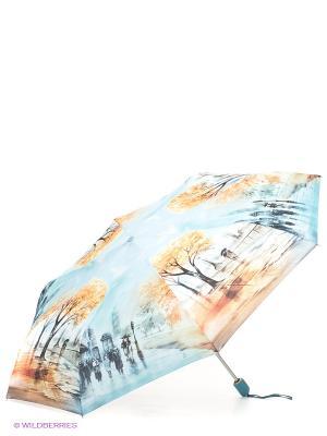 Зонт Zest. Цвет: светло-голубой