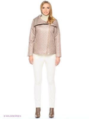Куртка Femme. Цвет: бежевый