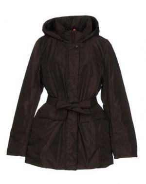 Куртка [C] STUDIO. Цвет: темно-коричневый