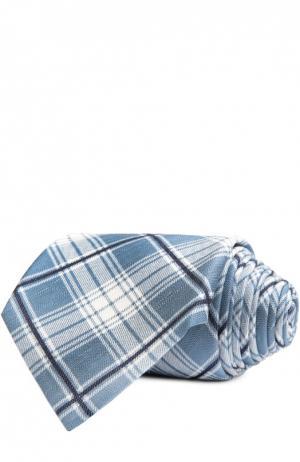 Галстук Brioni. Цвет: светло-голубой