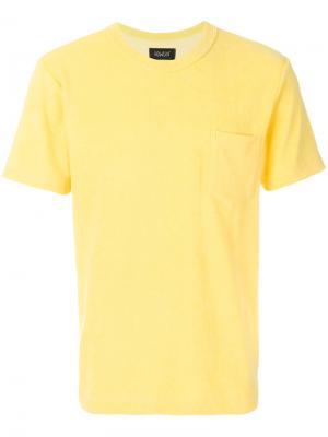 Fons T-shirt Howlin Howlin'. Цвет: жёлтый и оранжевый