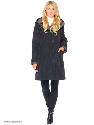 Куртка DIXI CoAT. Цвет: черный