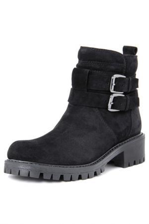 Boots GIANNI GREGORI. Цвет: black