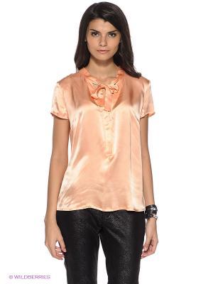 Блузка S.OLIVER. Цвет: персиковый