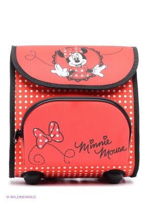 Рюкзачок детский Minnie Mouse Scooli. Цвет: красный