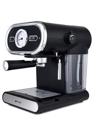 Кофеварка КТ-702 Kitfort. Цвет: черный