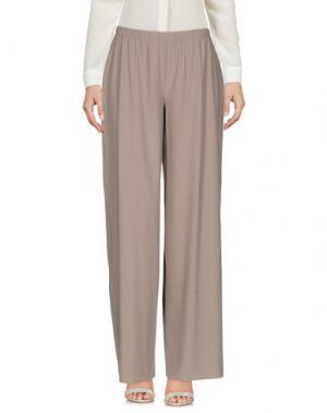 Повседневные брюки ALMERIA. Цвет: серый
