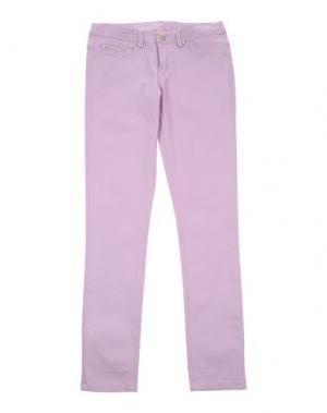 Повседневные брюки FUN &. Цвет: сиреневый