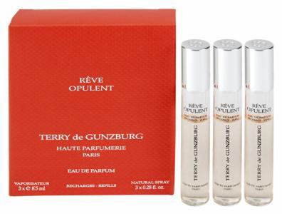 Парфюмерный набор Recharges Reve Opulent (Объем 3*8,5 мл) Terry de Gunzburg