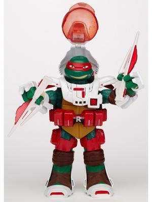 Черепашка ниндзя 28 см. Рафаэль,  Измерение Х Playmates toys. Цвет: красный