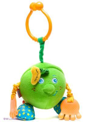 Развивающая игрушка Tiny Love. Цвет: зеленый, оранжевый