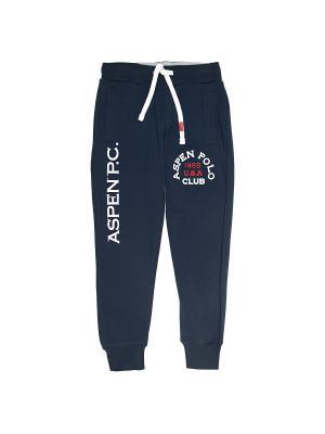 Брюки Aspen Polo Club. Цвет: синий