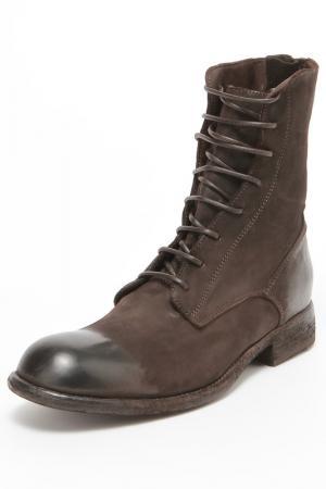 Ботинки Officine Creative. Цвет: коричневый