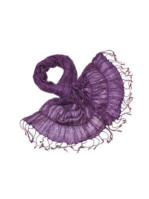 Платок Ethnica. Цвет: фиолетовый