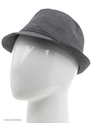 Шляпа Oodji. Цвет: черный