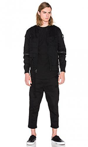Куртка reject Publish. Цвет: черный