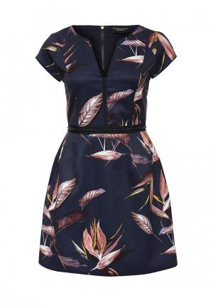 Платье Atos Lombardini. Цвет: разноцветный
