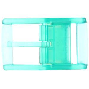 Пряжка  Classic Buckle Turquoise C4. Цвет: голубой