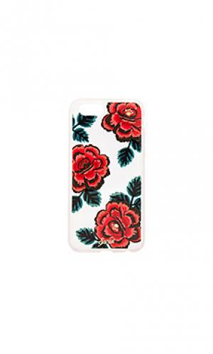 Чехол для iphone 6/6s camilla Sonix. Цвет: красный