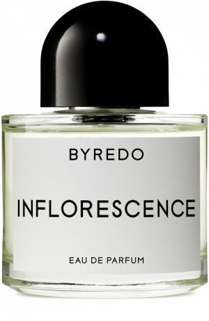 Парфюмерная вода Inflorescence Byredo. Цвет: бесцветный