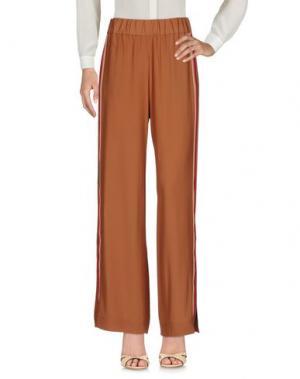 Повседневные брюки MARCHÉ_21. Цвет: верблюжий