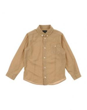 Pубашка FENDI. Цвет: верблюжий