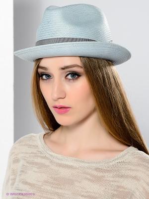 Шляпа Bailey. Цвет: голубой