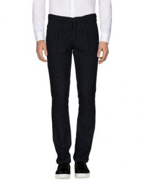 Повседневные брюки BARBATI. Цвет: темно-синий