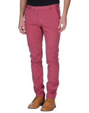 Повседневные брюки AUTHENTIC ORIGINAL VINTAGE STYLE. Цвет: пурпурный