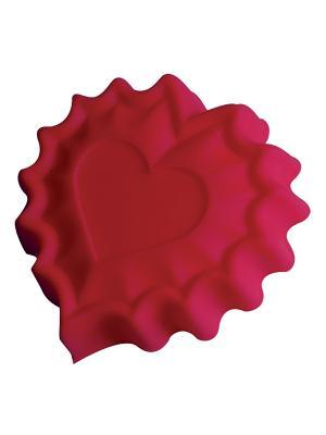 Форма для выпечки Regent inox. Цвет: красный