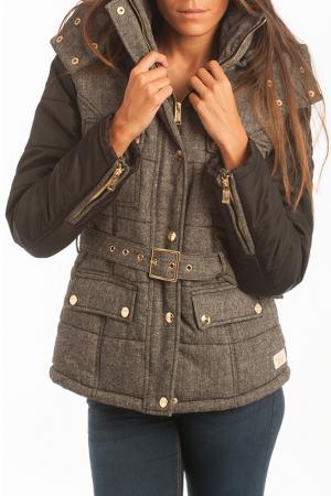 Куртка Lois Paul & Partners. Цвет: серый