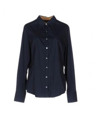 Pубашка ALVIERO MARTINI 1A CLASSE. Цвет: темно-синий