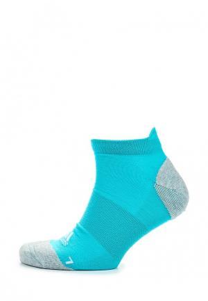 Носки adidas. Цвет: бирюзовый