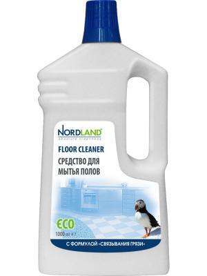Nordland cредство для мытья полов. концентрат, 1 л.. Цвет: синий