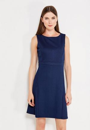 Платье Incity. Цвет: синий