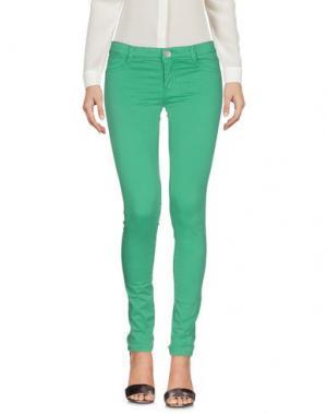 Повседневные брюки FIFTY FOUR. Цвет: зеленый