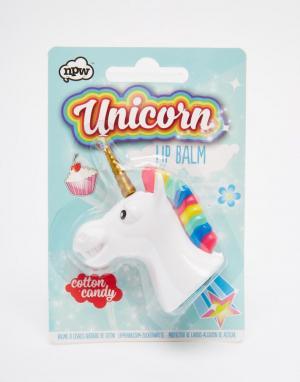 Beauty Extras Бальзам для губ Unicorn. Цвет: бесцветный