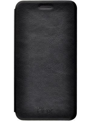 Кейс-книжка для  Meizu MX5 skinBOX. Цвет: черный