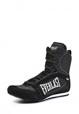 Боксерки Everlast. Цвет: черный
