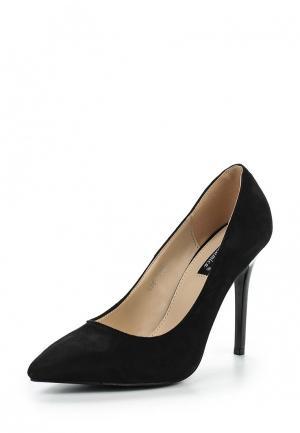 Туфли Bellamica. Цвет: черный