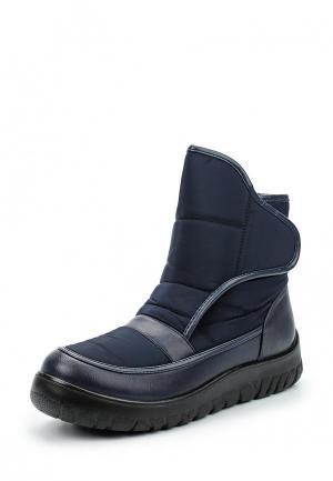 Ботинки Finn Line. Цвет: синий