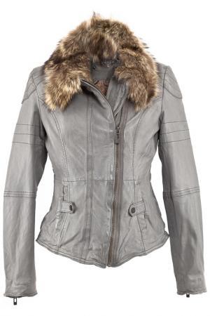 Jacket MAZE. Цвет: grey