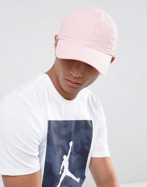 Jordan Розовая кепка Nike 847143-638. Цвет: розовый