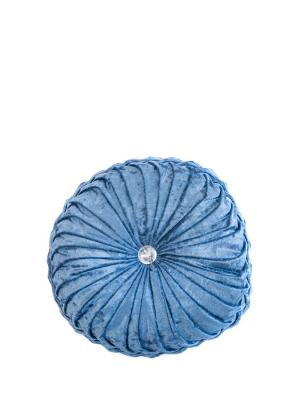 Декоративная подушка La Pastel. Цвет: голубой