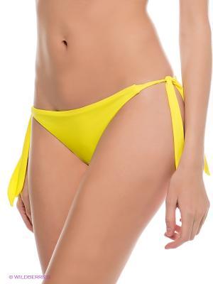 Плавки ARDI. Цвет: желтый