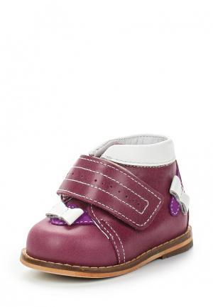Ботинки Totta. Цвет: фиолетовый