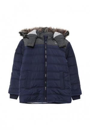 Куртка утепленная Losan. Цвет: синий