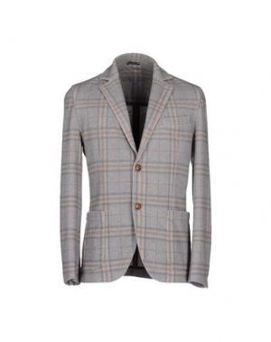 Пиджак CIRCOLO 1901. Цвет: светло-серый